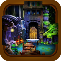 Fantasy Temple Escape